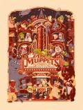 Muppets print