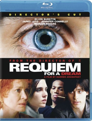 Requiem for a Dream: Director's Cut on Blu-ray
