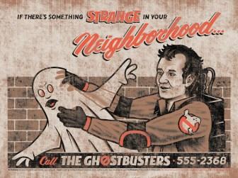 """Clark Orr's Ghostbusters """"Something Strange"""""""
