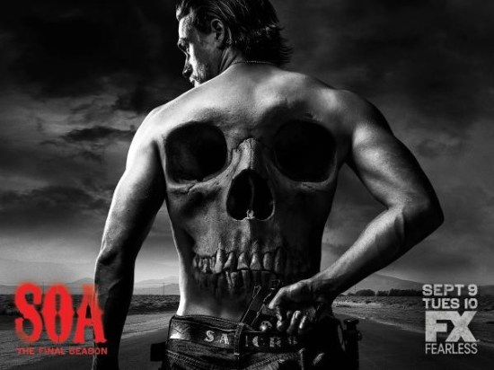 Final Poster for Sons of Anarchy