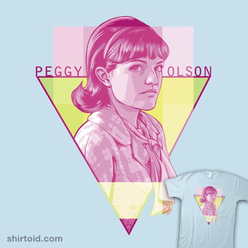 MAD MEN – PEGGY OLSON t-shirt