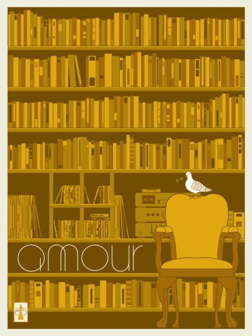 AMOUR by artist Matt Owen