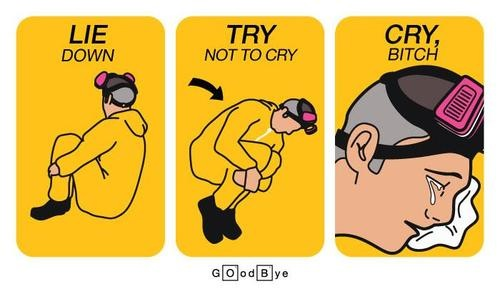 How To Deal With The End of Breaking Bad In 3 Easy Steps