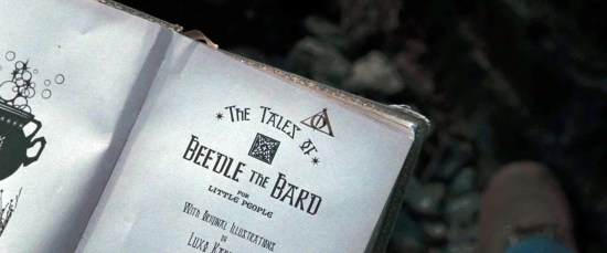 The Tales of Beedle the Bard show