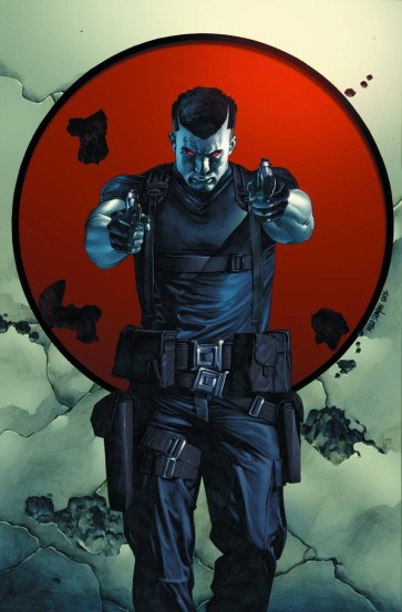 Image result for Valiant comics Bloodshot