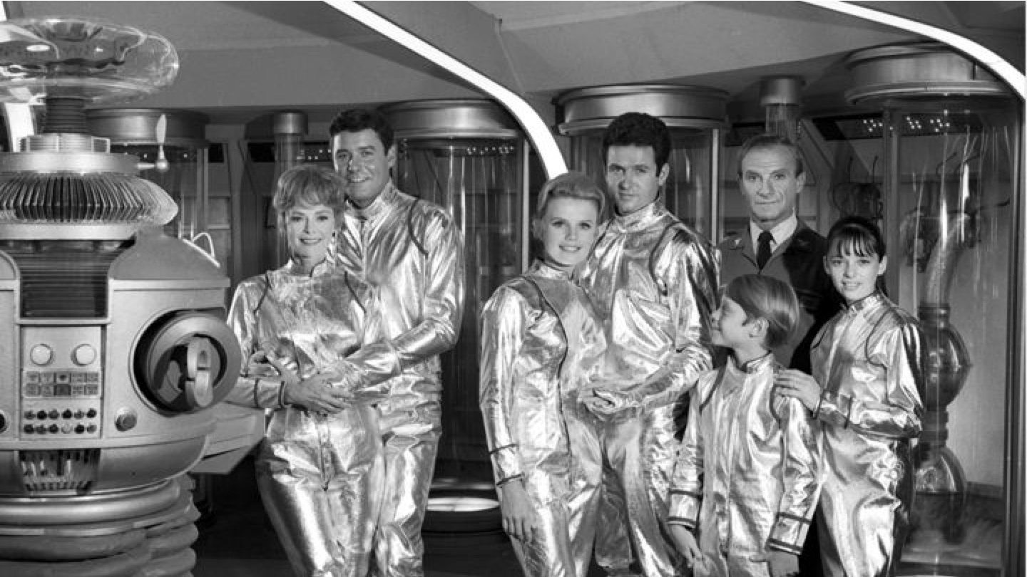 New Lost In Space Tv Series Coming To Netflix