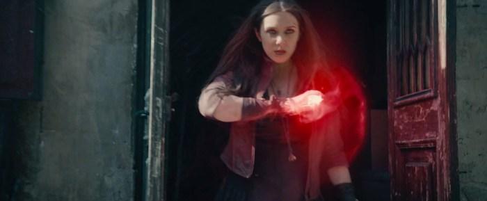 Elizabeth Olsen Avengers 2 interview