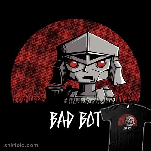 Bad Bot t-shirt