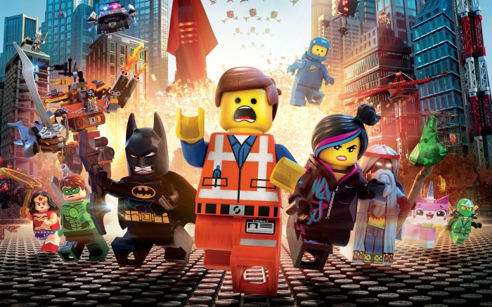The Lego Movie 2 Release Date