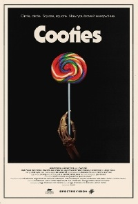 Poster for Sundance Horror Comedy COOTIES
