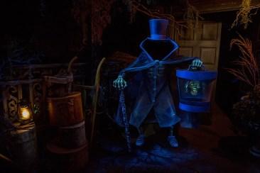 Hatbox Ghost Disneyland