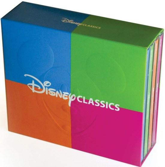 DISNEY CLASSICS CD BOX SET