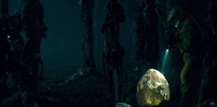 Stranger Things eggs
