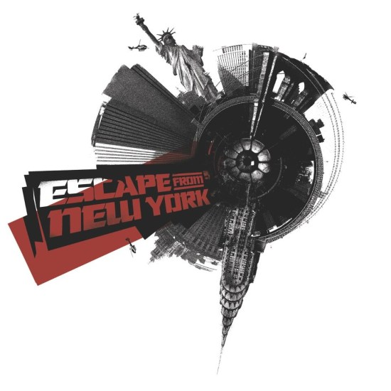 Escape from New York poster by Jay Shaw