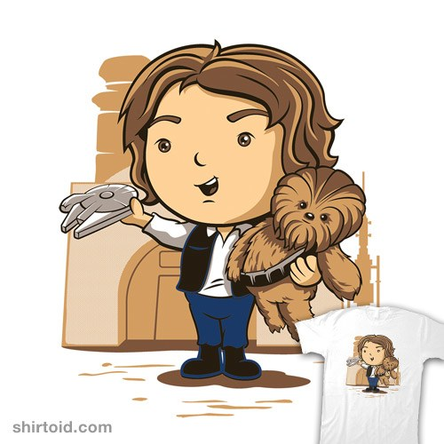 Little Scoundrel t-shirt