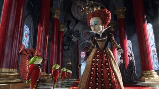Through the Looking Glass Helena Bonham Carter to Return For Alice In Wonderland Sequel
