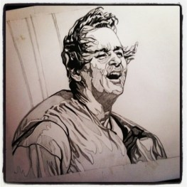 Nick Comparone's Bill Murray