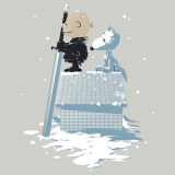 Game of Thrones Winter Peanuts T-Shirt