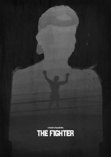 Dean Walton's The Fighter Poster
