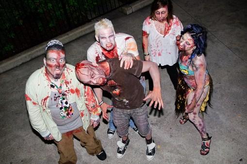 Zombie Park 4