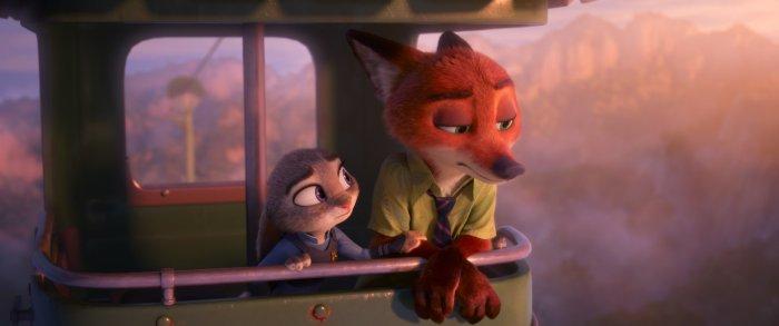 Zootopia - Judy Hopps and Nick Wilde (1)