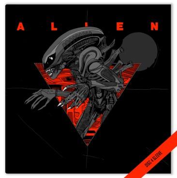 Alien - Tyler Stout - Mondo Vinyl