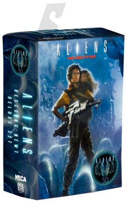 Aliens - Ripley and Newt Figures