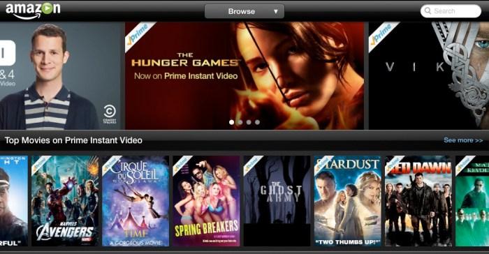Amazon Prime Video offline playback