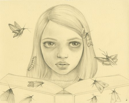 Ana Bagayan - Wes Anderson art