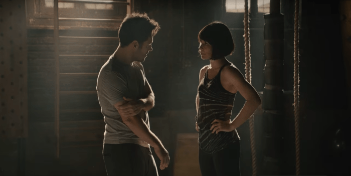 ant-man and the wasp genre