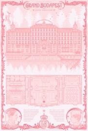 Anthony Petrie - Charts 2 - Grand Budapest Hotel
