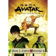 Avatar: The Last Airbender - Book 2: Earth, Volume 4