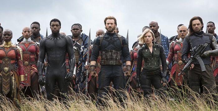 avengers infinity war advance tickets