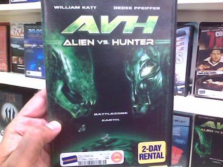 AVH - Alien vs. Hunter?