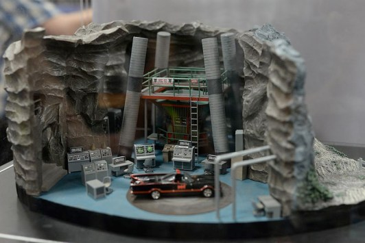 1966 Batman Batcave Sculpture