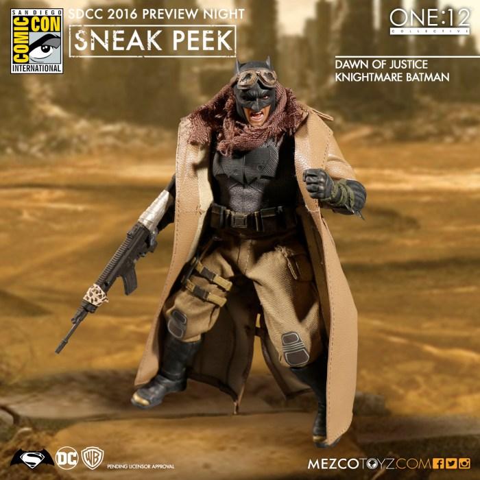 Batman v Superman - Knightmare Batman - One: 12 Collective Figure