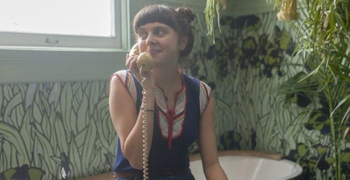 Bel Powley in Star Wars Episode 8