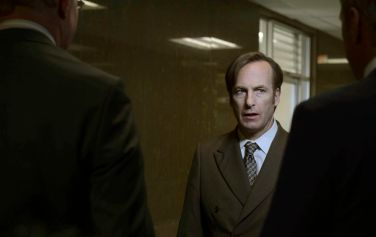 Bob Odenkirk as Jimmy McGill - Better Call Saul _ Season 2, Episode 1 - Photo Credit: Ursula Coyote/Sony Pictures Tele/AMC