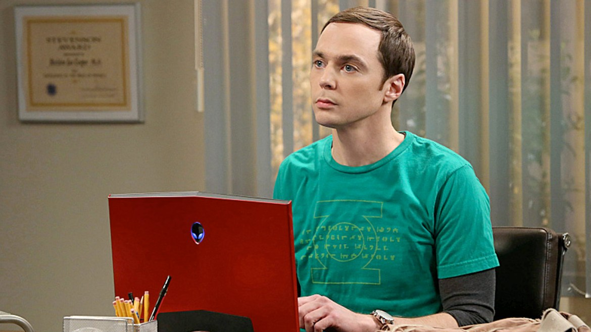 Image result for Sheldon in film The Big Bang Theory