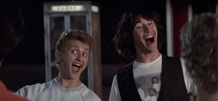 Bill & Ted's Excellent Adventure Honest Trailer