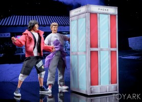Bill and Ted's Excellent Adventure Action Figures