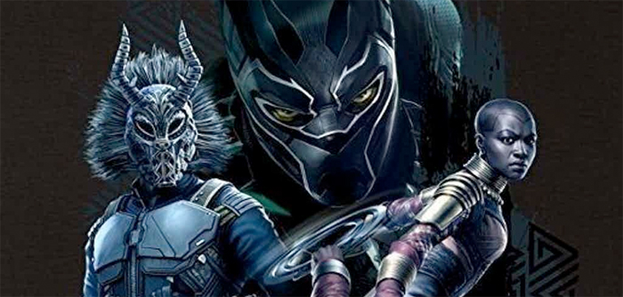 Black Panther Promo Art