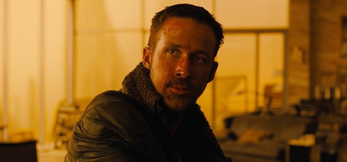 Harrison Ford Punched Ryan Gosling - Blade Runner 2049