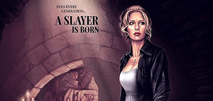 see the first buffy the vampire slayer