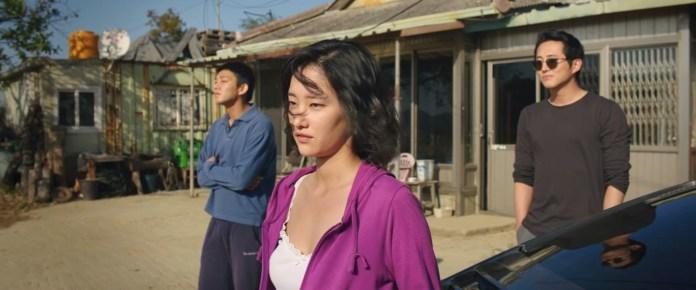 Resultado de imagen para Steven Yeun burning