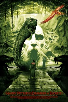 Harry Potter and teh Chamber of Secrets - Kevin M. Wilson