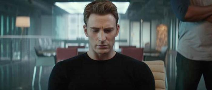 Steve Rogers Is No Longer Captain America - Chris Evans