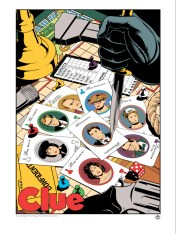 Clue - Gallery 1988