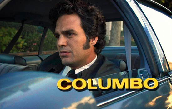 Mark Ruffalo Columbo