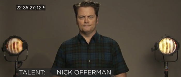 Conan Wolverine auditions